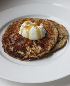 Grain-free protein pancakes that are a favorite at one CrossFit gym!