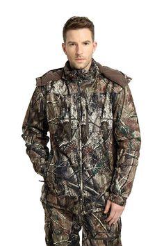 dac0115e Amazon.com: Krumba Men's Hunting Wp Jacket Camouflage XL: Sports &  Outdoors