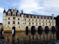 Chateau de Chenonceau you are so tres belle! Loire Valley, France