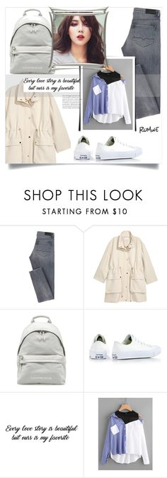 """""""Untitled #1824"""" by kriz-nambikatt on Polyvore featuring Converse"""