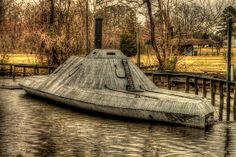 "civil war shipwrecks north carolina   Plymouth, North Carolina - Civil War Ironclad - CSS Albemarle"" by ..."