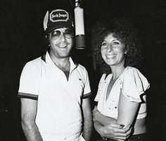 Neil Diamond & Barbara Streisand