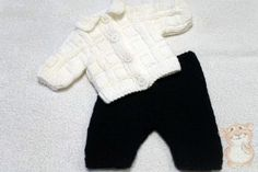 Одежда для куклы «Baby Born» своими руками