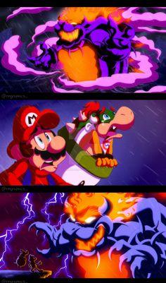 Super Mario Brothers, New Super Mario Bros, Super Smash Bros, Mario And Luigi Games, Super Mario Games, Mario Comics, Nintendo Game, Mario Fan Art, Mario Memes