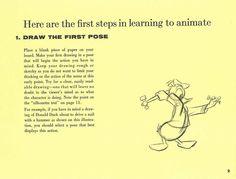 Page #2 | Walt Disney's - Tips on Animation