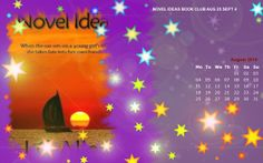 NOVEL IDEAS J C ALLEN AUG 25 - SEPT 4 INDIEYABOOKS SUMMER BOOK CLUB