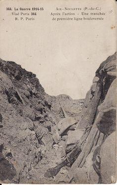 Trench WW1