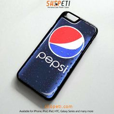 PEPSI Cola Logo Case for iPhone Galaxy HTC iPad iPod