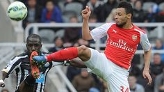 Francis Coquelin: Key first-team member at Arsenal since returning from Charlton