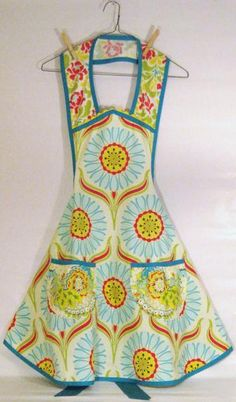 no better inspiration to cook, than an adorable apron