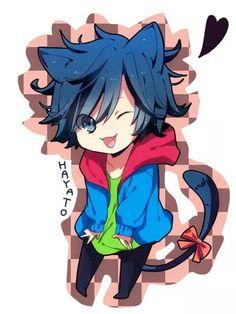 Ichinose Tokiya - cat chibi ^^