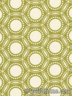 Heirloom Green Fabric by Joel Dewberry