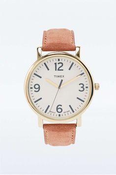 Timex Retro Classic Watch in Tan