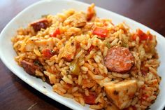Chicken and #Rice Jambalaya 15 Fantastic #Jambalaya Recipes | Yummy #Recipes