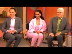 Rihanna on GMA Good Morning America - FULL INTERVIEW Promotes New Movie ...