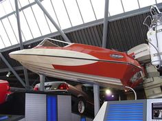bond cars and vehicles | Glastron Jump Boat - James Bond's most amazing vehicles