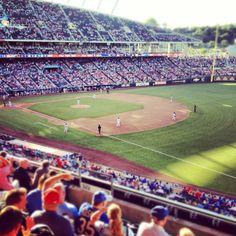 The K; Royals Baseball