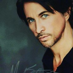 Michael Easton, new head shots, General Hospital Soap Opera Stars, Soap Stars, Bold And The Beautiful, Gorgeous Men, Michael Easton, Cinema, Medical Drama, How To Look Handsome, Head Shots