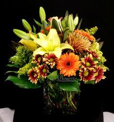 York Flowers - Washington DC Florist - Annapolis MD Florist - Sonali, $65.00 (http://www.yorkflowers.com/sonali/)