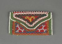 Northeastern Woodlands Nations Beaded Pouch