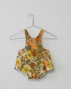 wolfechild floral sunsuit