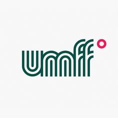Logotype by Studio fnt for Ulju Mountain Film Festival.