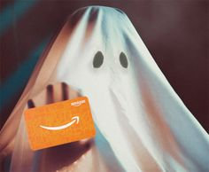 ►► Ghoulish, Ghostly Gift Card Giveaway for Halloween! ►► #Contest, #Free, #FREEStuff, #Freebie, #Giveaway, #Halloween, #HappyHalloween, #Sweepstakes ►► Freebie Depot Gift Card Giveaway, Amazon Gifts, Free Stuff, Happy Halloween, Cards, Maps, Playing Cards