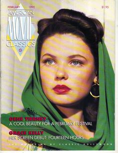 Gene Tierney - Page 64 - the Fashion Spot Old Hollywood Stars, Old Hollywood Glamour, Hollywood Fashion, Golden Age Of Hollywood, Vintage Hollywood, Hollywood Actresses, Classic Hollywood, Hollywood Divas, 1940s Fashion