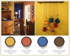 meixco color scheme palette google search spanish revival