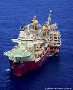 The Helix Producer 1 (HP-1), a former Baltic Sea train ferry, now floating production unit in the Gulf of Mexico, was forced to hit the emergency disconnect button and shut-in production while on location at the Phoenix Field in Green Canyon Block 237 yesterday.