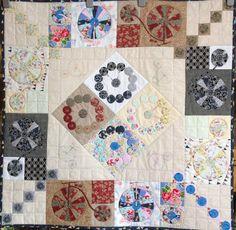 My  first challenge quilt 2013