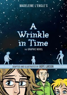 A Wrinkle in Time: The Graphic Novel Book Review