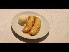 Panela de Barros - Banana Flambada - YouTube
