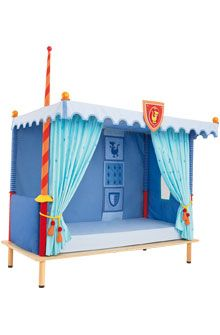 Good Haba castle bed