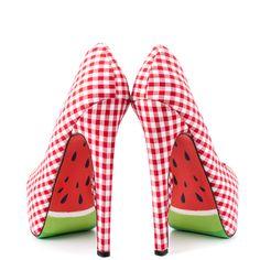 Watermelon heels!