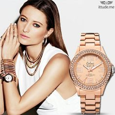 Make your own style statement, with our divine collection of irresistibly sharp women time pieces by Colori!  Click here to view the collection: - https://www.ittude.me/shop/women/watches.html?manufacturer=219