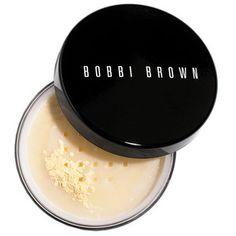 Bobbi Brown - Sheer Finish Loose Powder - Pale Yellow