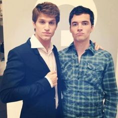 Stating The Obvious: All The Guys In Pretty Little Liars Are HOTTIES-Mr Fitz & Toby
