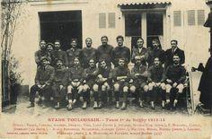 Les Toulousains dans la Grande Guerre : le lourd tribut du Stade Toulousain
