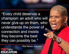¿Cómo conseguir que los profesores enseñen y que los alumnos aprendan?La voz de la Experiencia