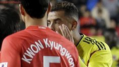 Edwin Cardona apologises amid racism storm in South Korea