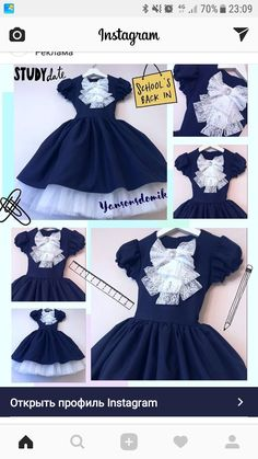 Pin by Юлия on Детская одежда Little Girl Gowns, Gowns For Girls, Little Girl Outfits, Kids Outfits, Baby Pageant Dresses, Baby Girl Party Dresses, Dresses Kids Girl, Girls Baptism Dress, Baby Dress Design