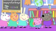 Peppa Pig: The Playgroup. Cartoons for Kids/Children