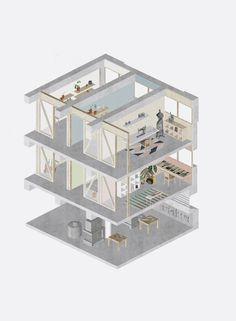Peckham Levels — CTA — Carl Turner Architects
