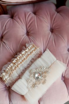 Emily Riggs Bridal Vintage Tulle