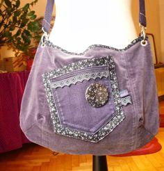 julimond: Rock + Hose = Tasche