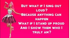 Barbie Song, Sing Out, Stand By Me, Out Loud, Singing, Songs, Shit Happens, Stay With Me, Song Books