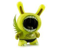 """""""Untitled""""by Kronk 2013 Kidrobot Dunny Evolved Series"""