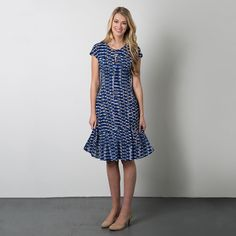 New! Davie Dress Pattern