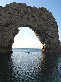 Durdle Door, Dorset (by little pasta)